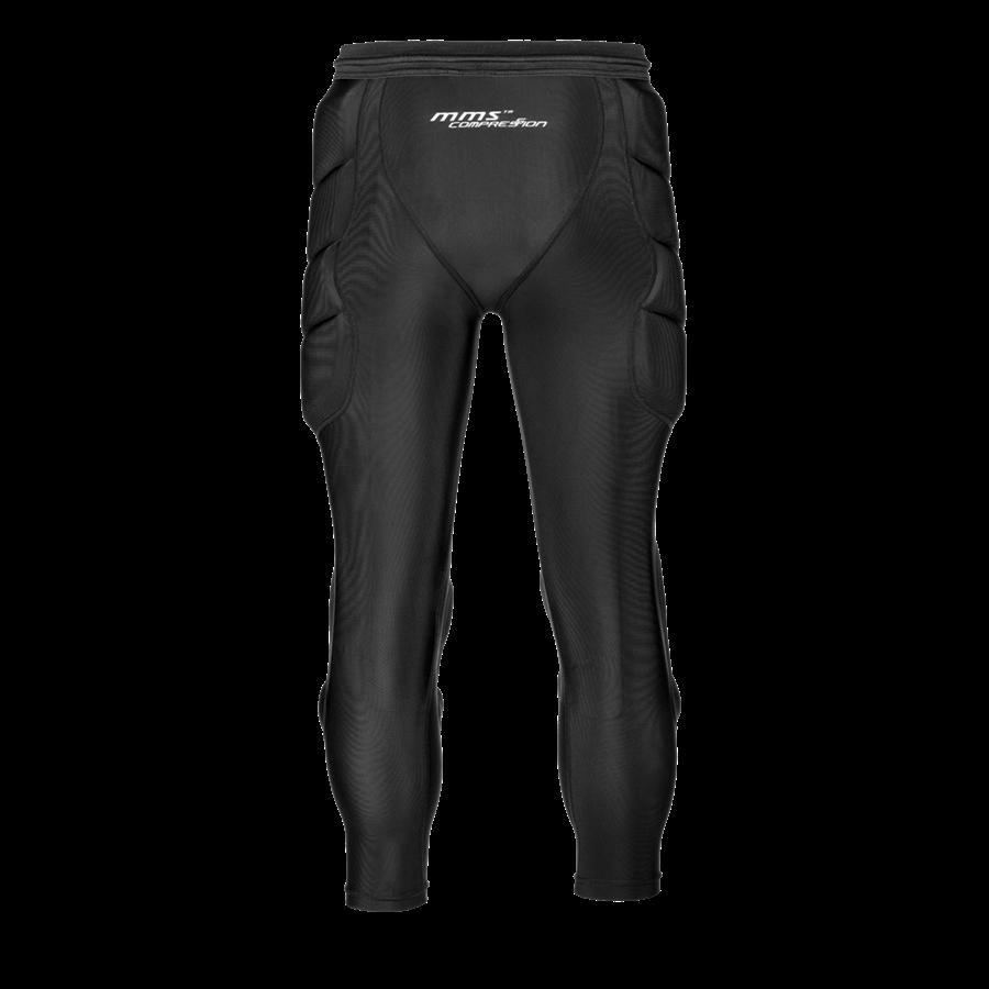 Reusch 3/4 Torwarthose CS Soft Padded schwarz/weiß Bild 3