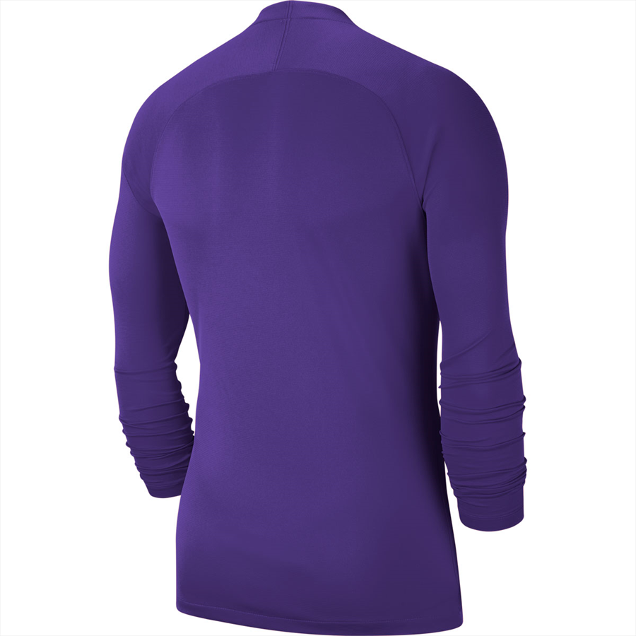 Nike Langarm Funktionsshirt Park First Layer violett/weiß