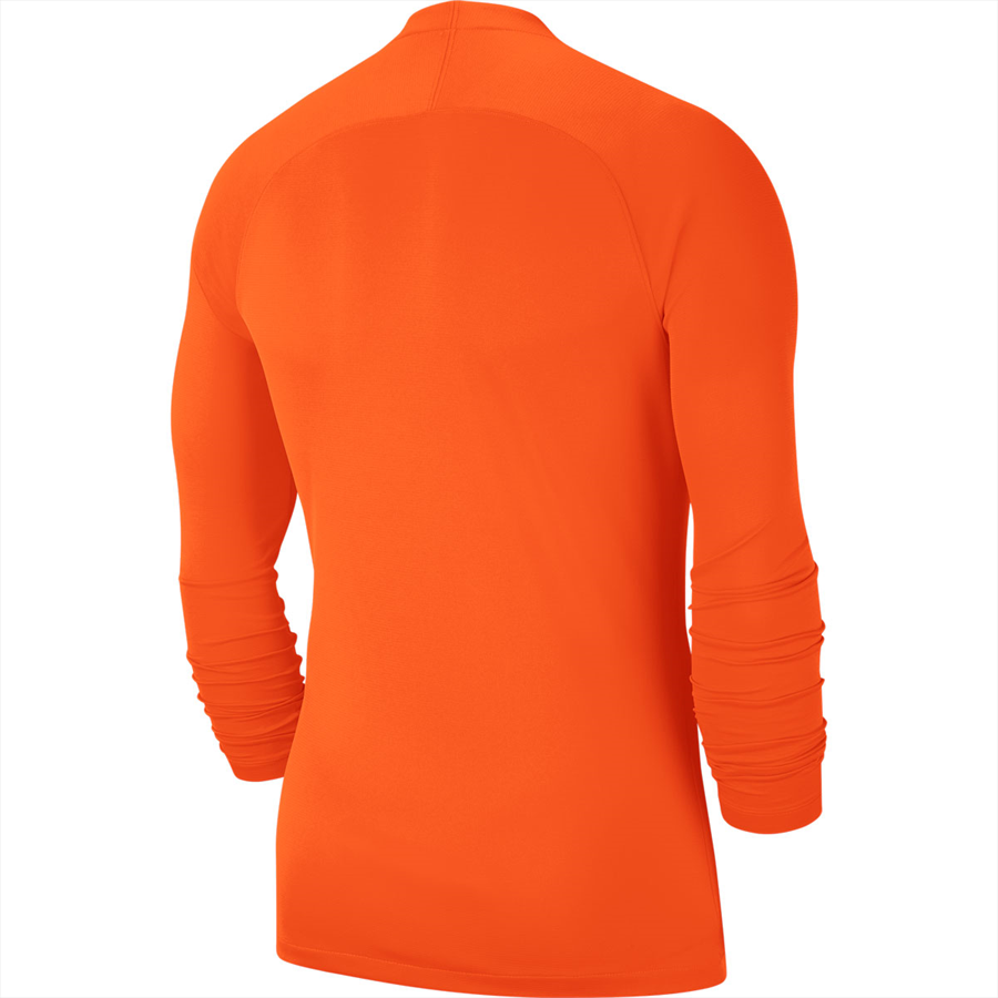 Nike Langarm Funktionsshirt Park First Layer orange/weiß Bild 3
