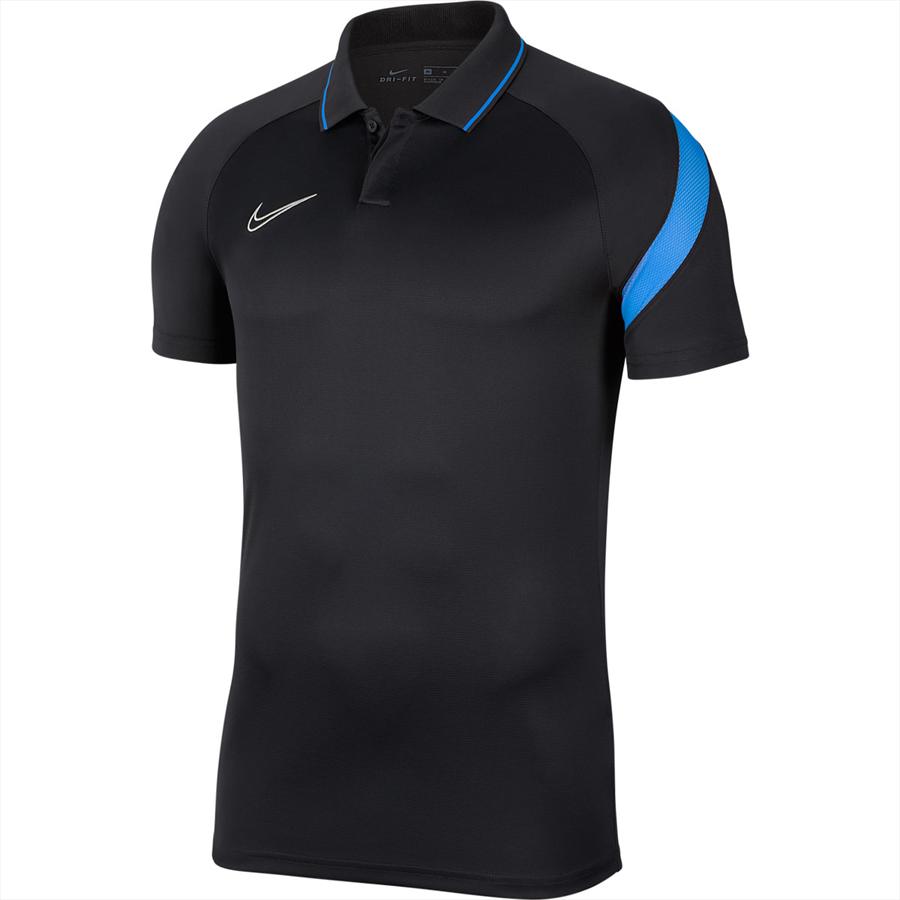 Nike Poloshirt Academy Pro anthrazit/blau Bild 2