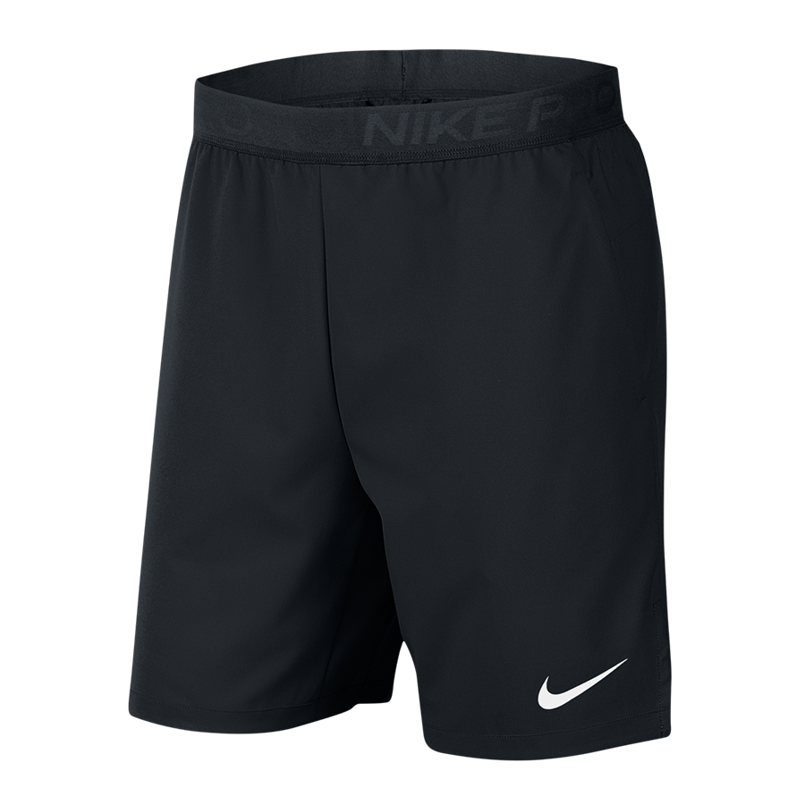Nike Trainingsshort Pro Flex Vent Max 3.0 schwarz/weiß Bild 2