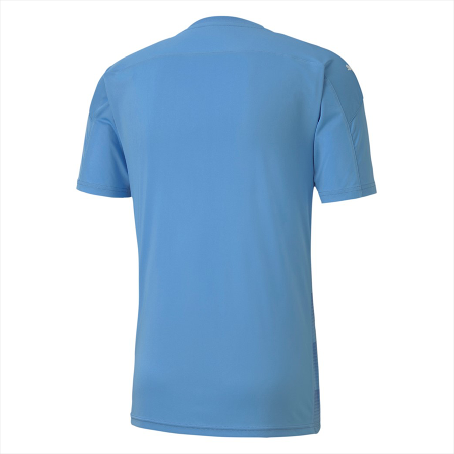Puma Trikot Team Final 21 Graphic Jersey hellblau/weiß Bild 3