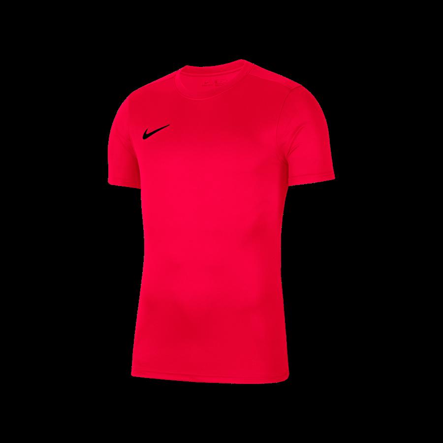 Nike Kinder Trikot Park VII SS Jersey hellrot/schwarz Bild 2