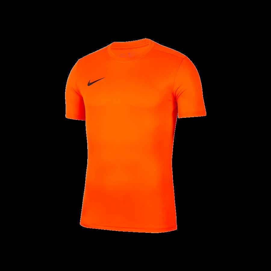 Nike Kinder Trikot Park VII SS Jersey orange/schwarz Bild 2