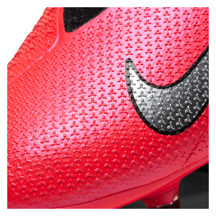 Nike Fußballschuh Phantom Vision II Elite Dynamic Fit AG Pro rot/schwarz Bild 10