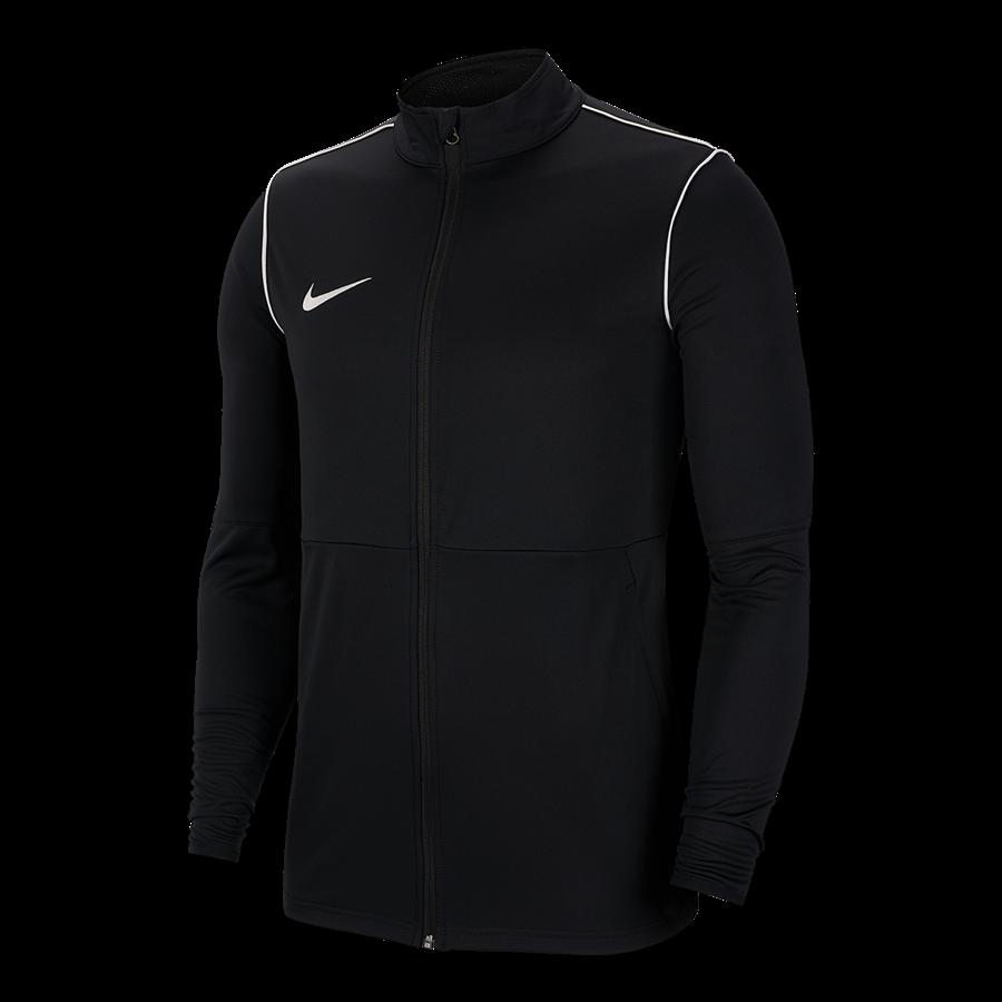 Nike Jacke Park 20 Knit Track Jacket schwarz/weiß Bild 2