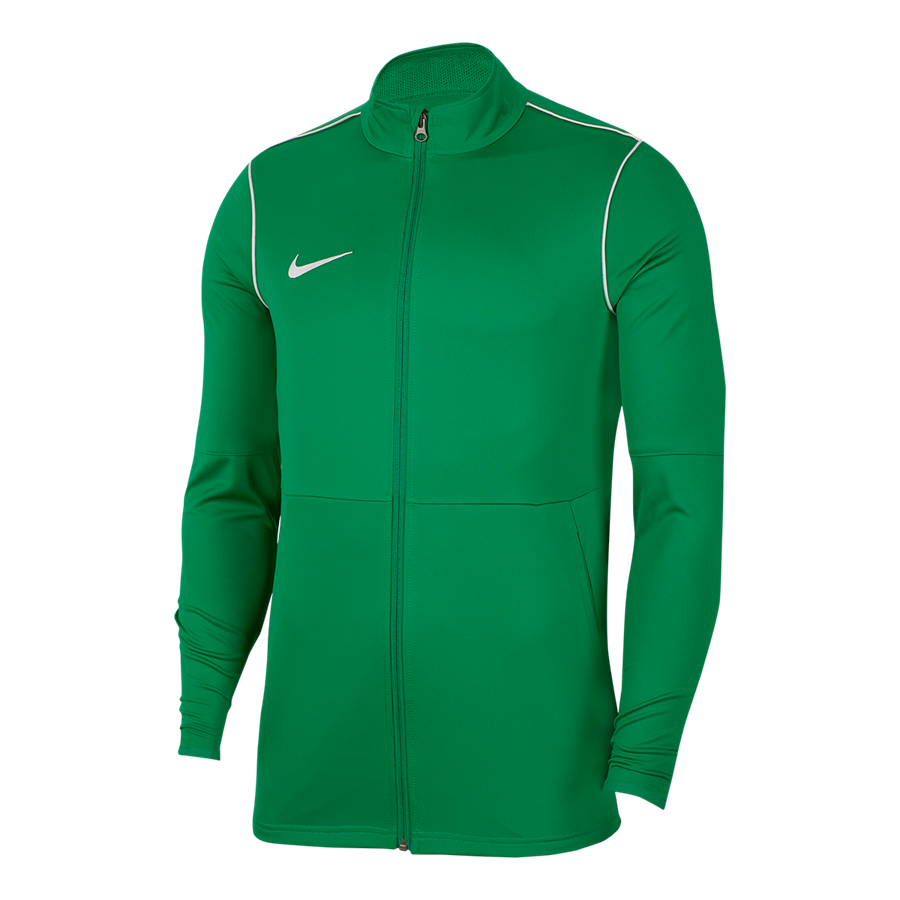 Nike Jacke Park 20 Knit Track Jacket grün/weiß Bild 2