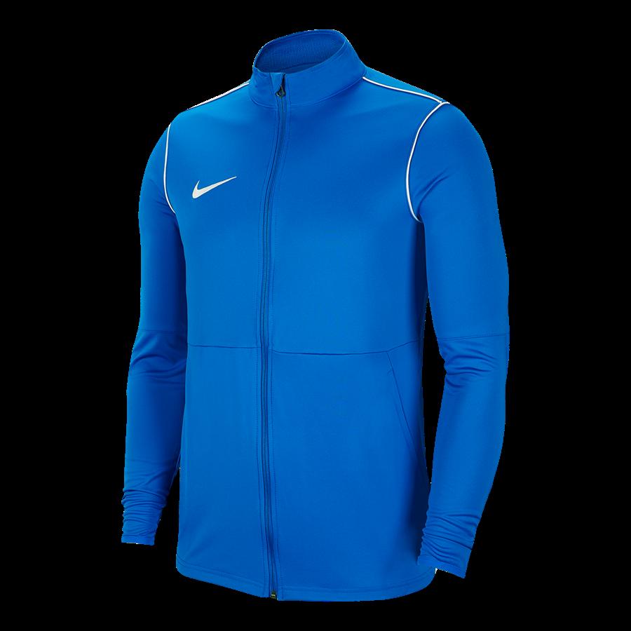 Nike Jacke Park 20 Knit Track Jacket blau/weiß Bild 2