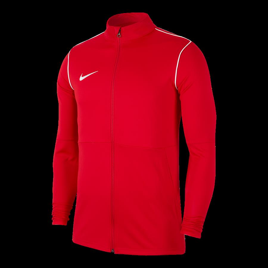 Nike Jacke Park 20 Knit Track Jacket rot/weiß Bild 2