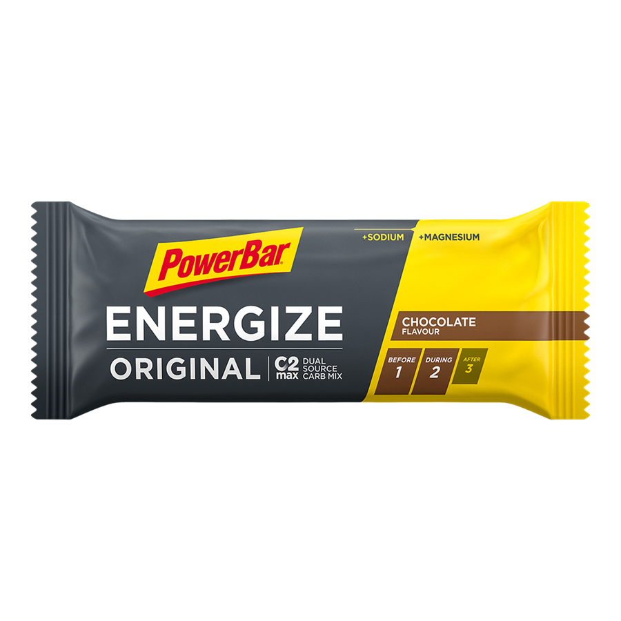 PowerBar Riegel Energize Original Bar 55g Bild 3