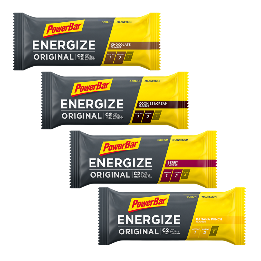 PowerBar Riegel Energize Original Bar 55g Bild 2