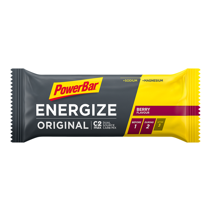 PowerBar Riegel Energize Original Bar 55g Bild 4