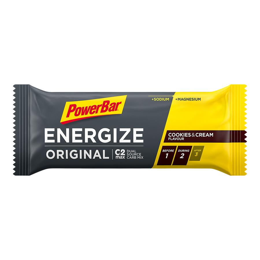PowerBar Riegel Energize Original Bar 55g Bild 5