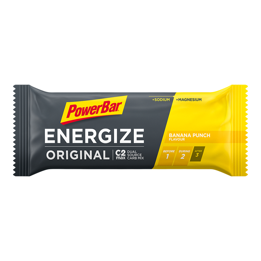 PowerBar Riegel Energize Original Bar 55g Bild 6