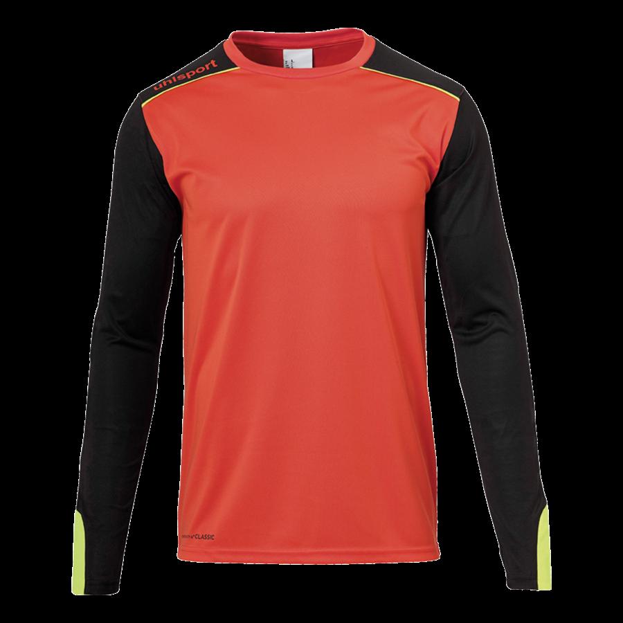 Uhlsport Torwart Langarmshirt orange/schwarz Bild 2