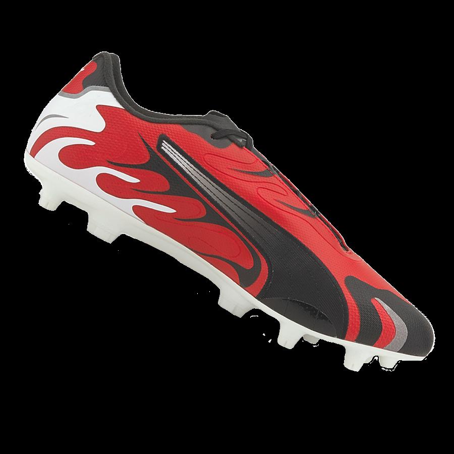 Puma Fußballschuh Future Inhale FG/AG rot/schwarz Bild 2