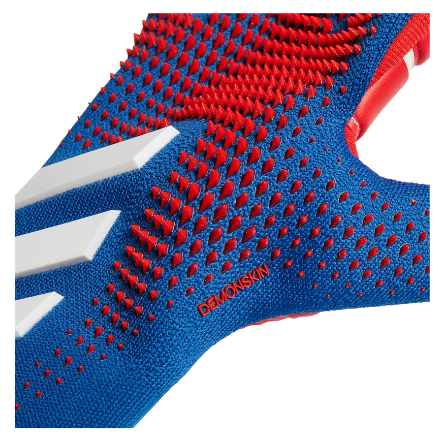 adidas Torwarthandschuhe Predator 20 Pro Gloves blau/rot Bild 3