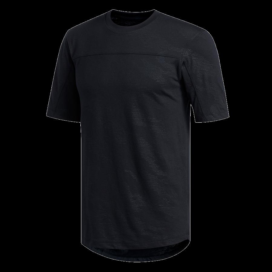 adidas Trainingsshirt TKY Camo Tee schwarz Bild 2