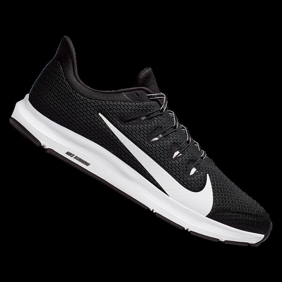 Nike Laufschuh Quest II schwarz/weiß Bild 2