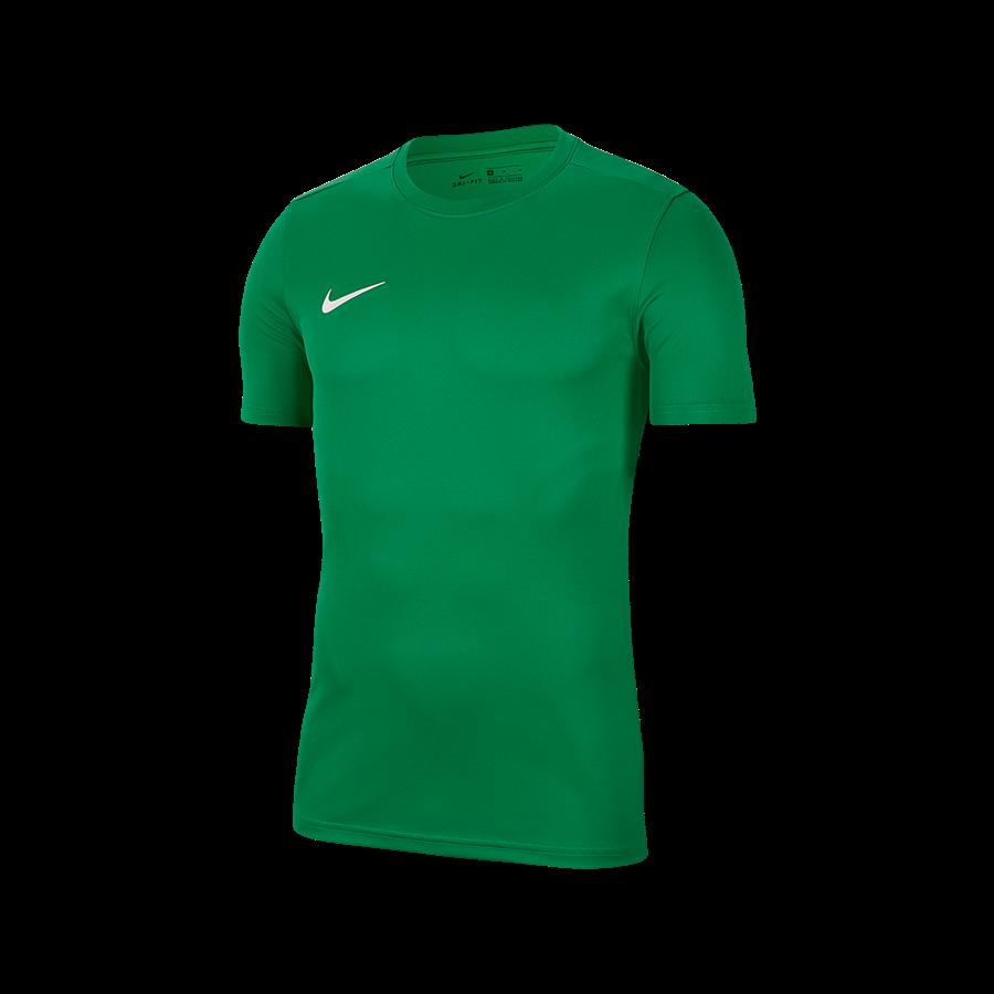 Nike Kinder Trikot Park VII SS Jersey grün/weiß Bild 2