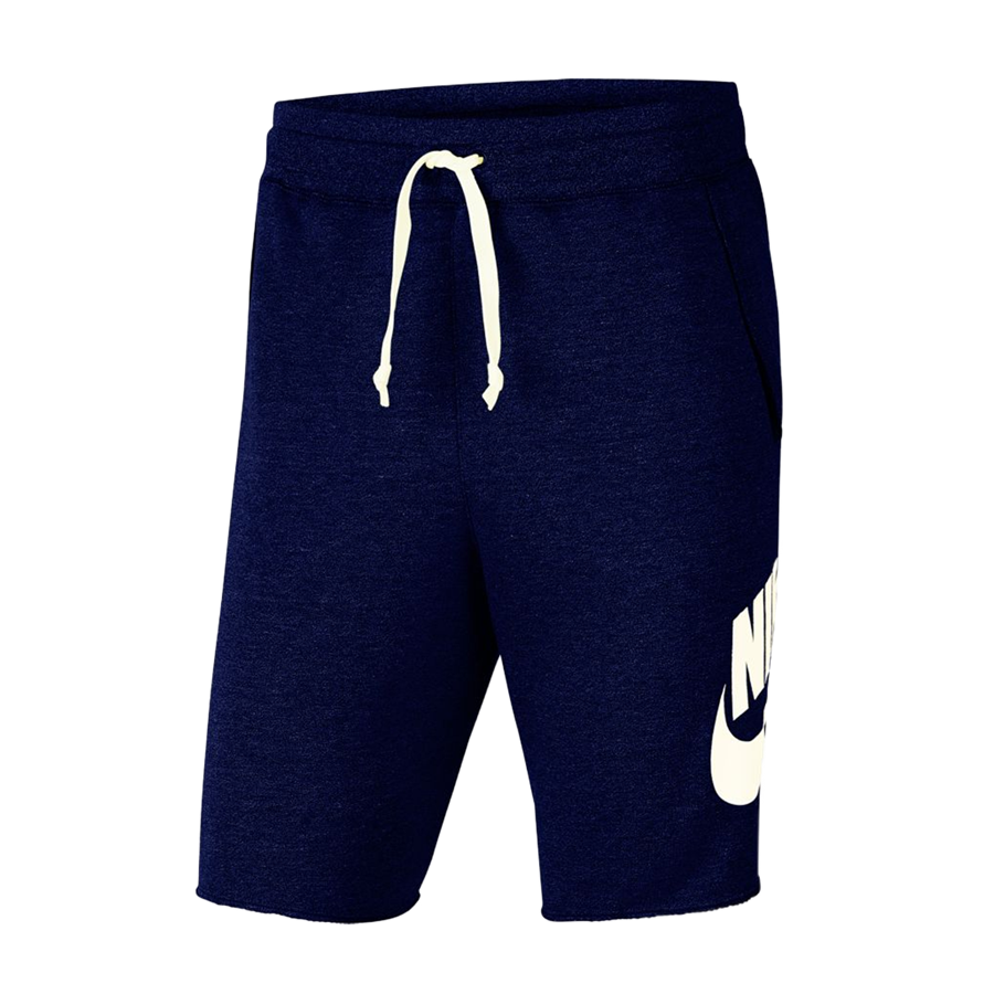 Nike Short Sportswear Alumni blau/weiß Bild 2
