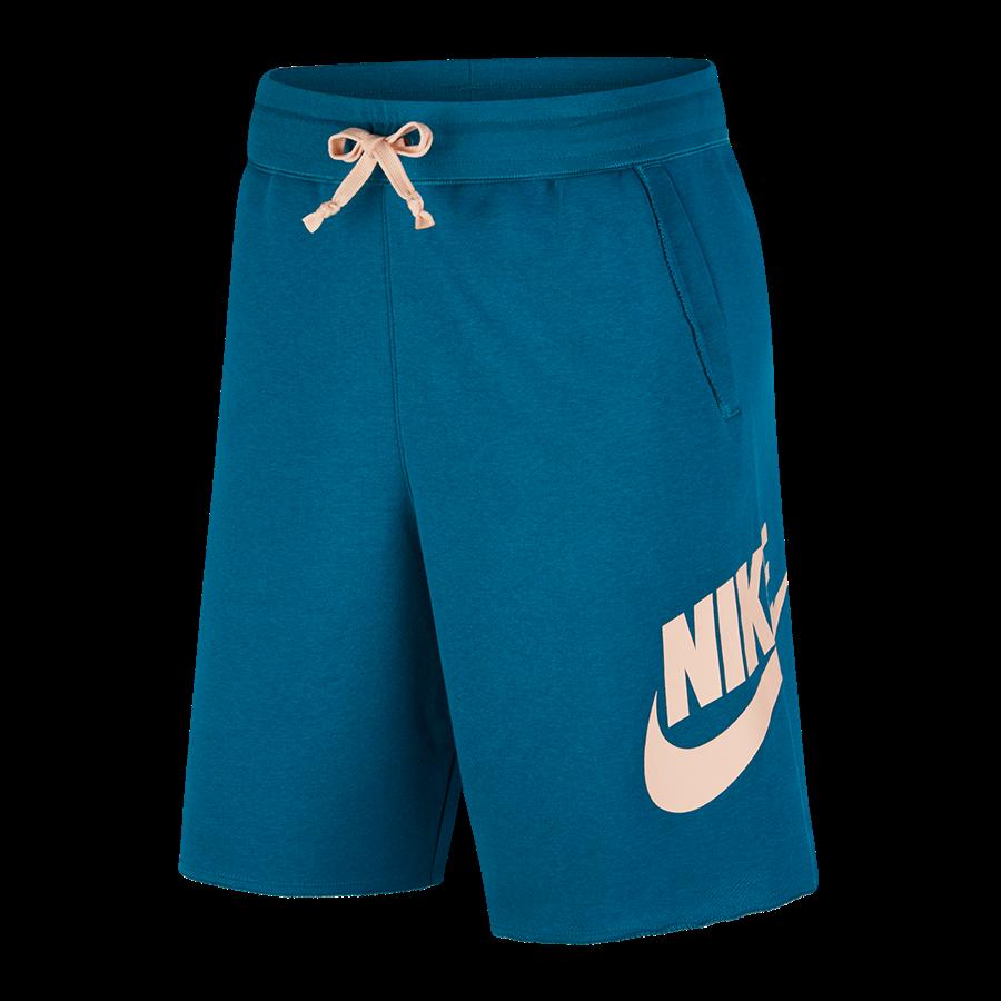 Nike Short Sportswear Alumni türkis/rosa Bild 2