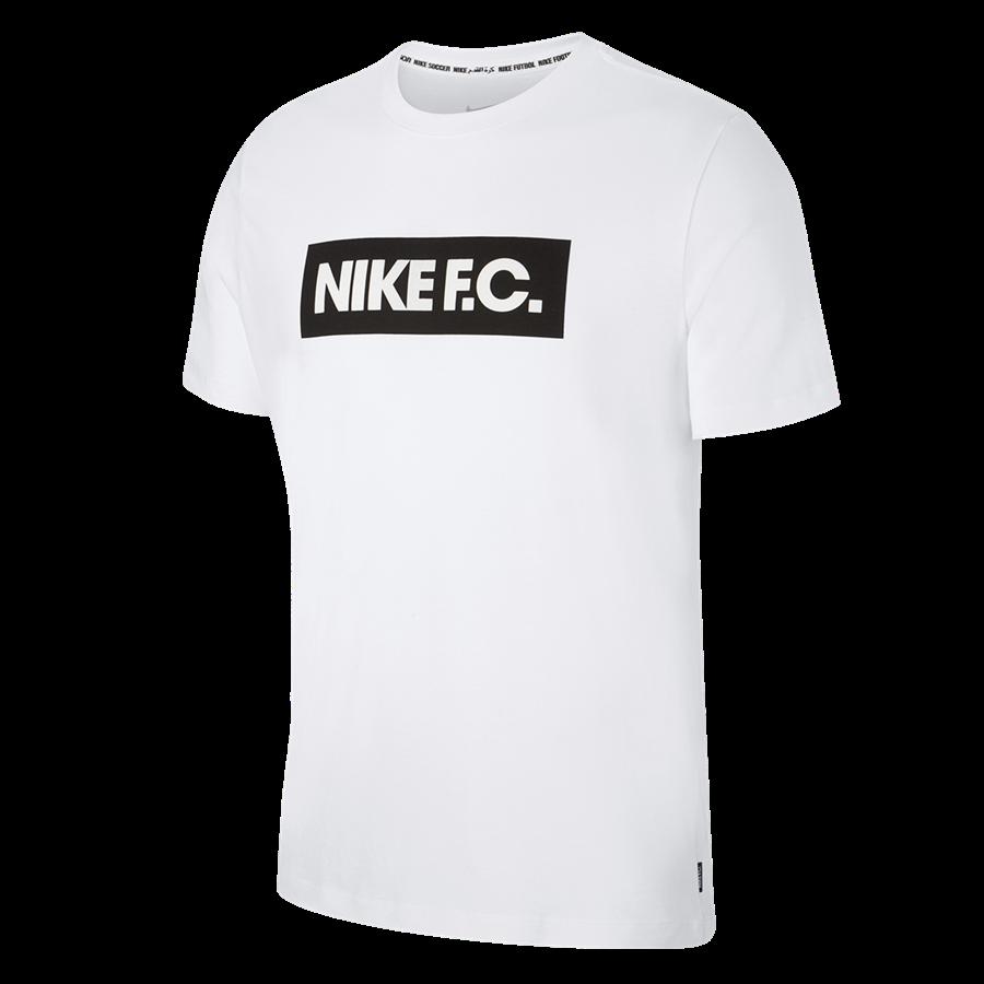 """Nike Shirt """"Nike F.C."""" Essentials weiß/schwarz Bild 2"""