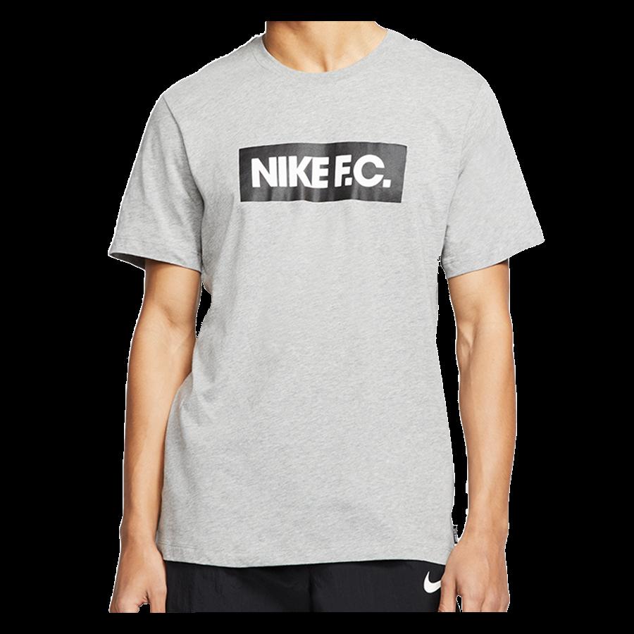 """Nike Shirt """"Nike F.C."""" Essentials grau/schwarz Bild 2"""