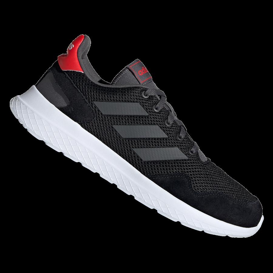 adidas Schuh Archivo schwarz/rot Bild 2