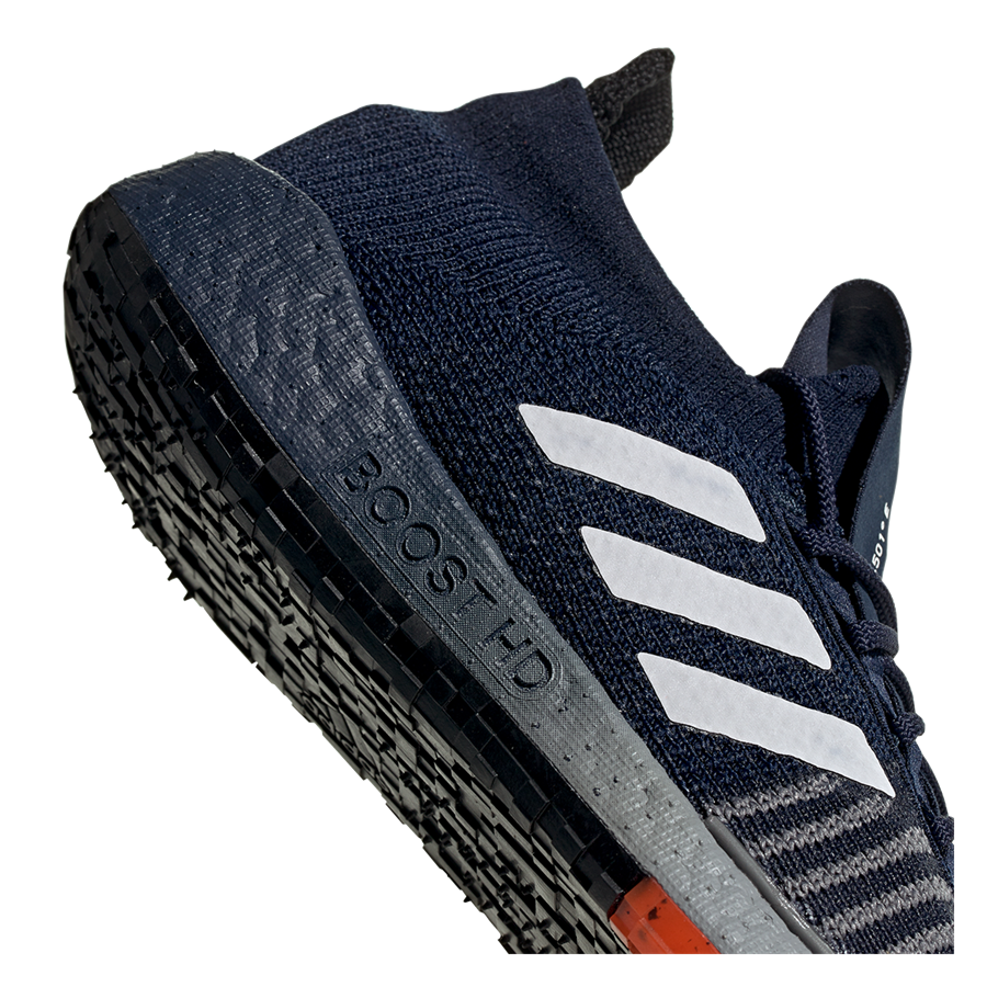 adidas Laufschuh Pulseboost HD M dunkelblau/weiß Bild 8