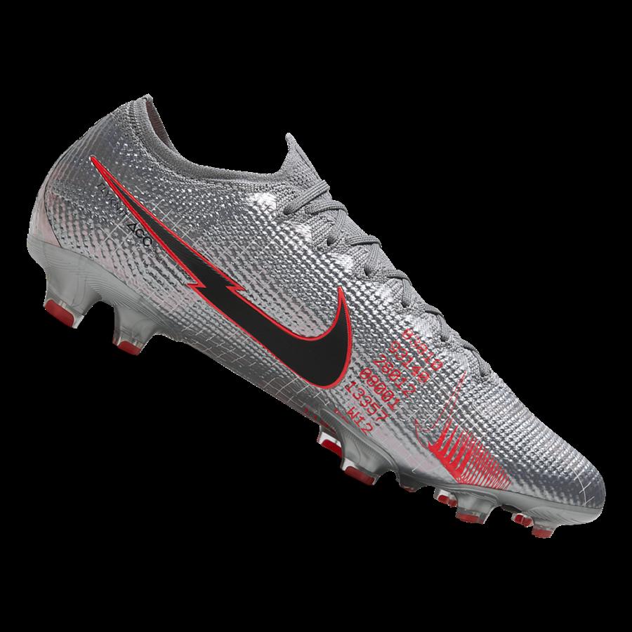 Nike Fußballschuh Mercurial Vapor XIII Elite FG grau/schwarz Bild 2