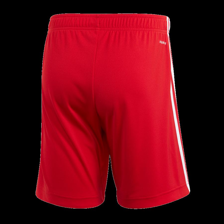 adidas FC Bayern München Herren Heim Short 2020/21 rot/weiß Bild 3