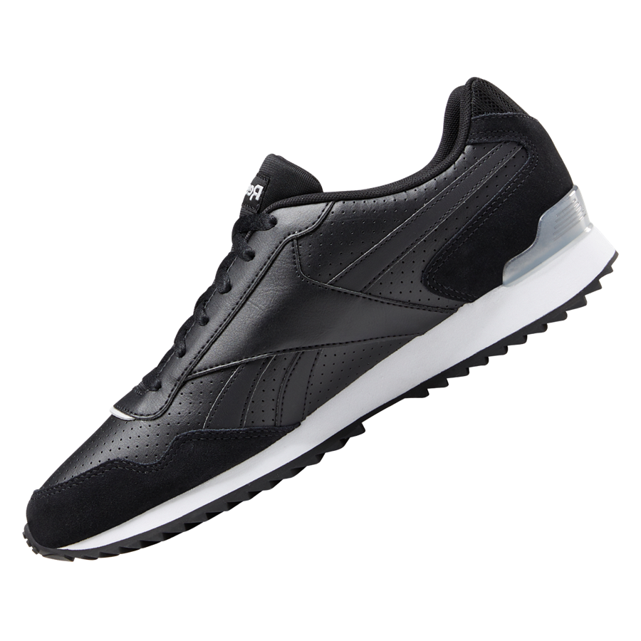 Reebok Schuh Royal Glide schwarz/weiß Bild 3