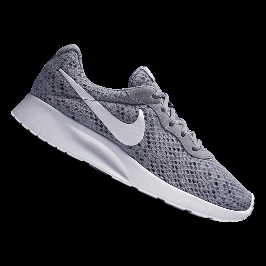 Nike Schuh Tanjun grau/weiß Bild 2
