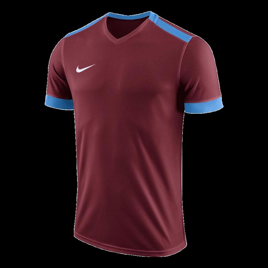 Nike Trikot Park Derby II SS Jersey dunkelrot/blau Bild 2