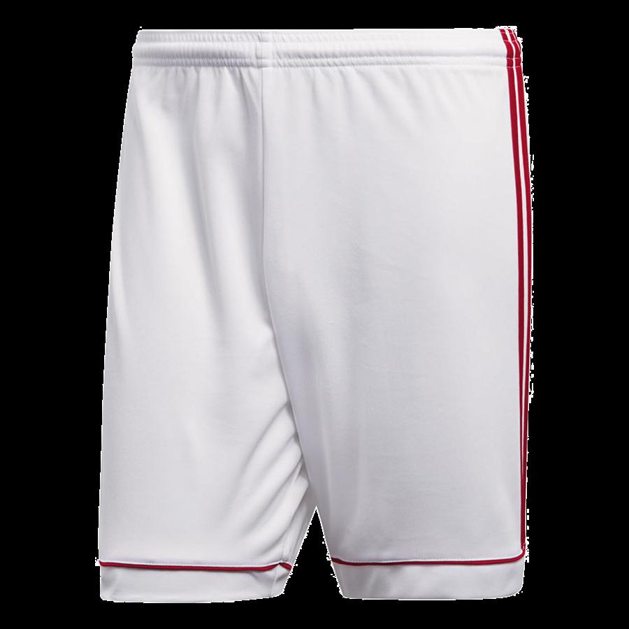adidas Short Squadra 17 weiß/rot Bild 2