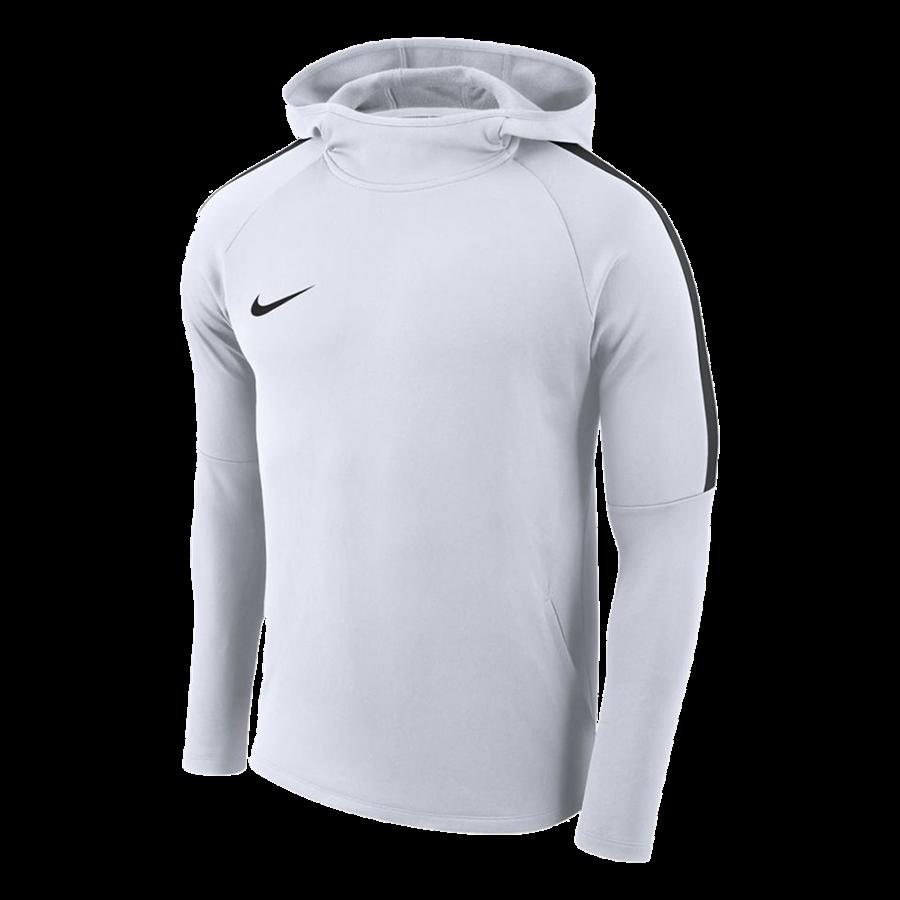 Nike Kapuzenpullover Academy 18 Hoody weiß/schwarz Bild 2