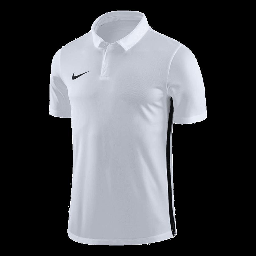 Nike Poloshirt Academy 18 SS weiß/schwarz Bild 2