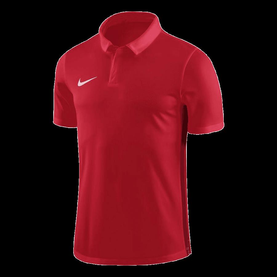 Nike Poloshirt Academy 18 SS rot/weiß Bild 2