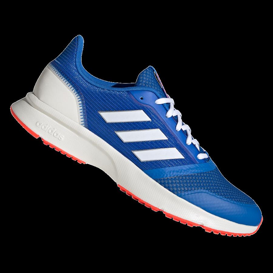 adidas Schuh Nova Flow blau/weiß Bild 2