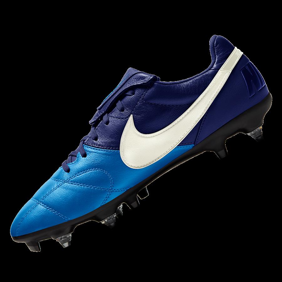 Nike Fußballschuh The Nike Premier II SG-Pro AC blau/weiß Bild 3