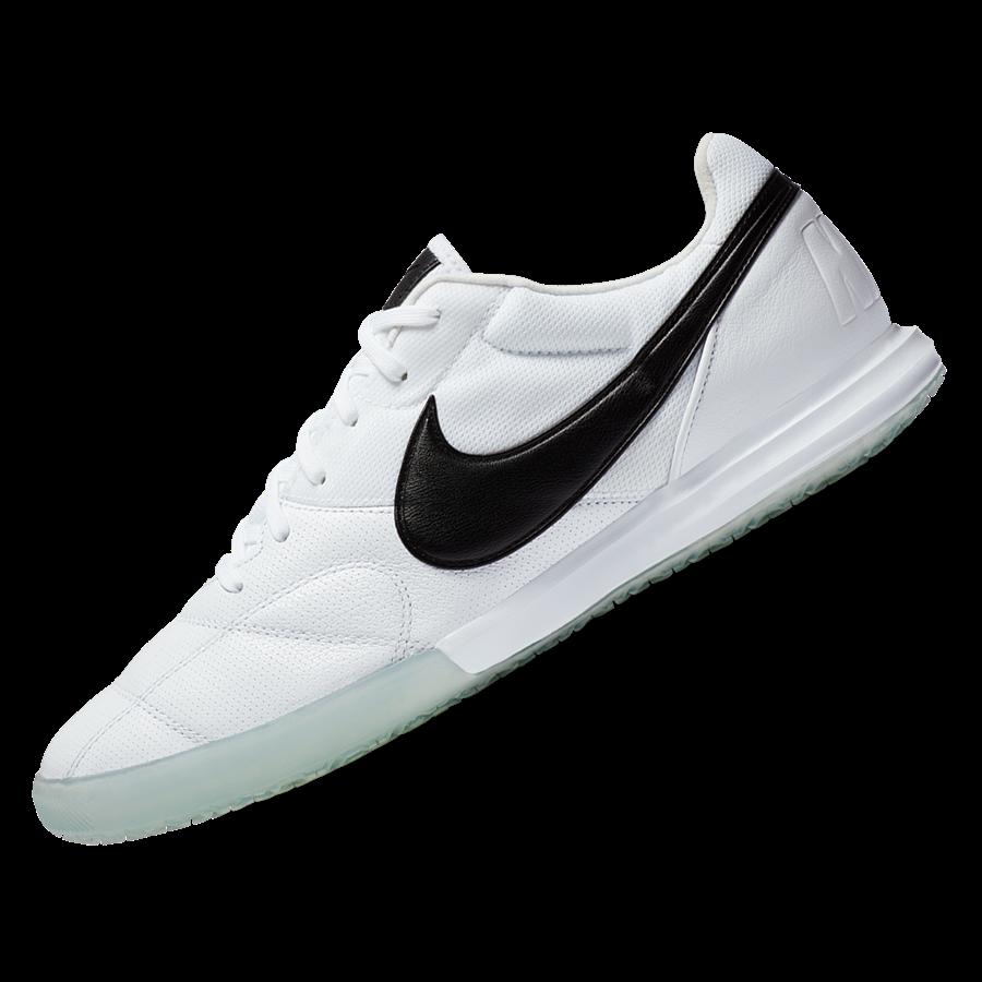 Nike Hallenschuh The Nike Premier II Sala IC weiß/schwarz Bild 3