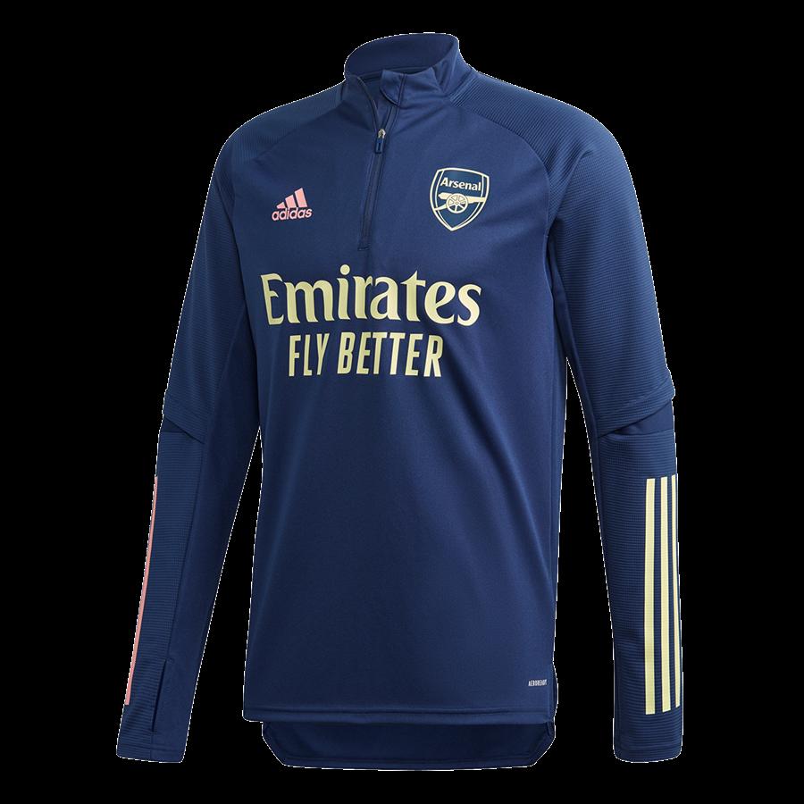 adidas Arsenal London Trainingsoberteil dunkelblau/gelb Bild 2