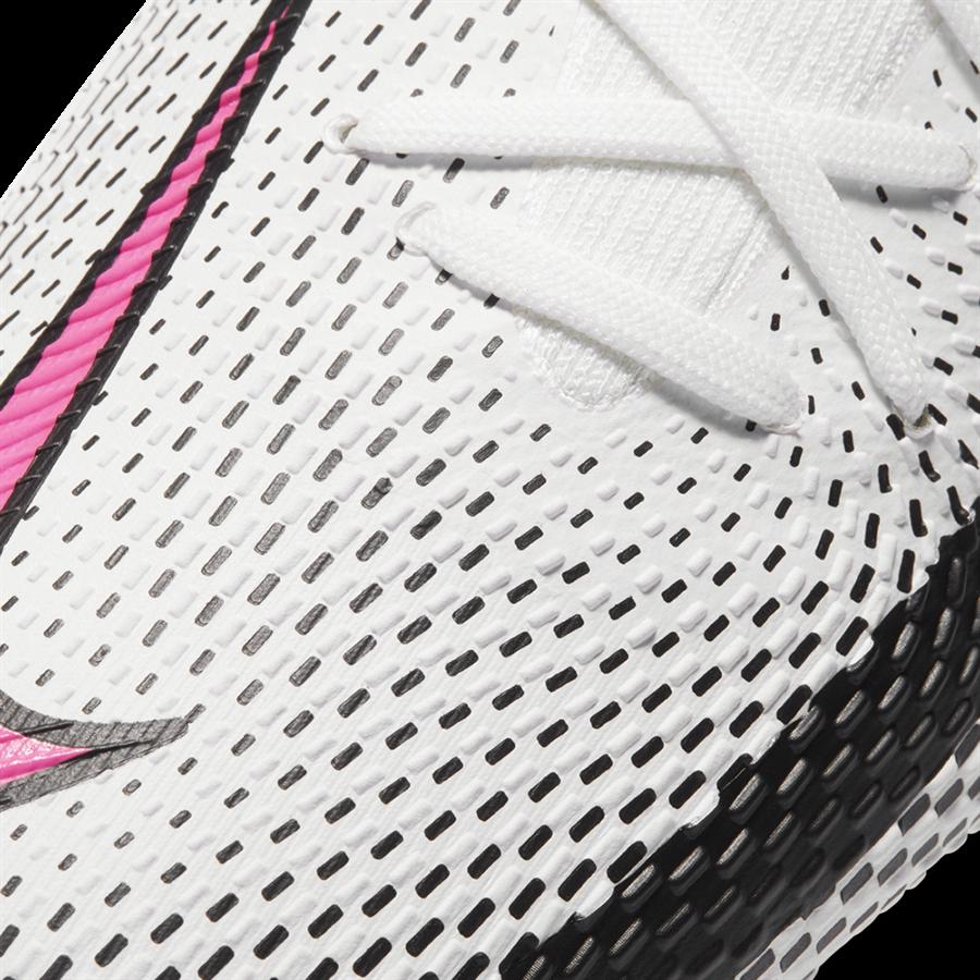 Nike Fußballschuh Phantom GT Pro FG weiß/pink Bild 9