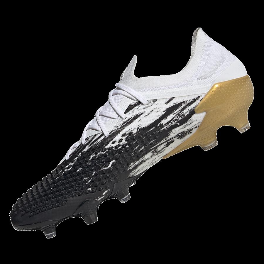 adidas Fußballschuh Predator Mutator 20.1 L FG weiß/gold Bild 3