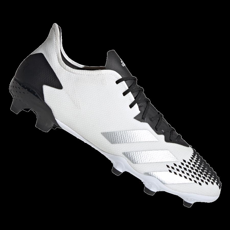 adidas Fußballschuh Predator 20.2 FG weiß/silber Bild 2