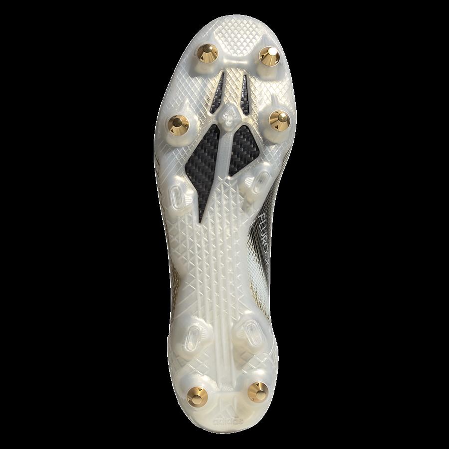 adidas Fußballschuh X Ghosted.1 SG weiß/gold Bild 5