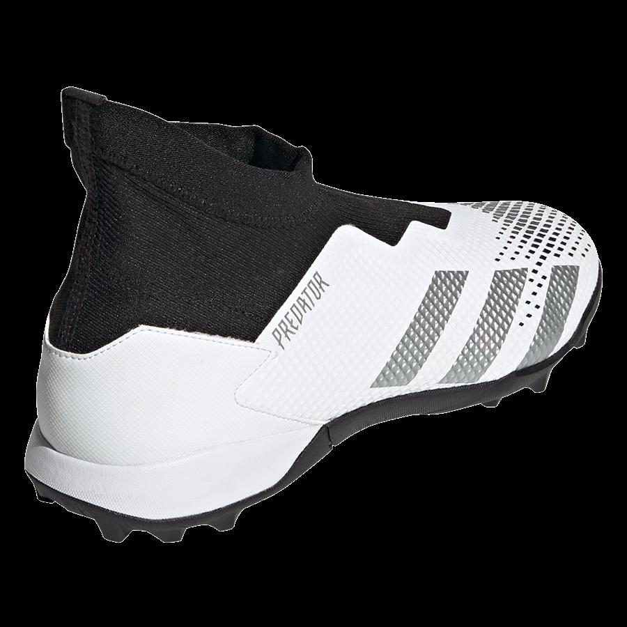 adidas Fußballschuh Predator 20.3 LL TF Kunstrasen weiß/silber Bild 10