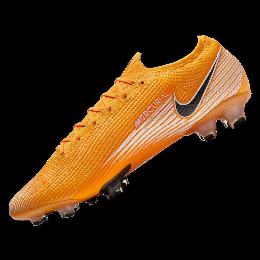Nike Fußballschuh Mercurial Vapor XIII Elite FG orange/schwarz Bild 3