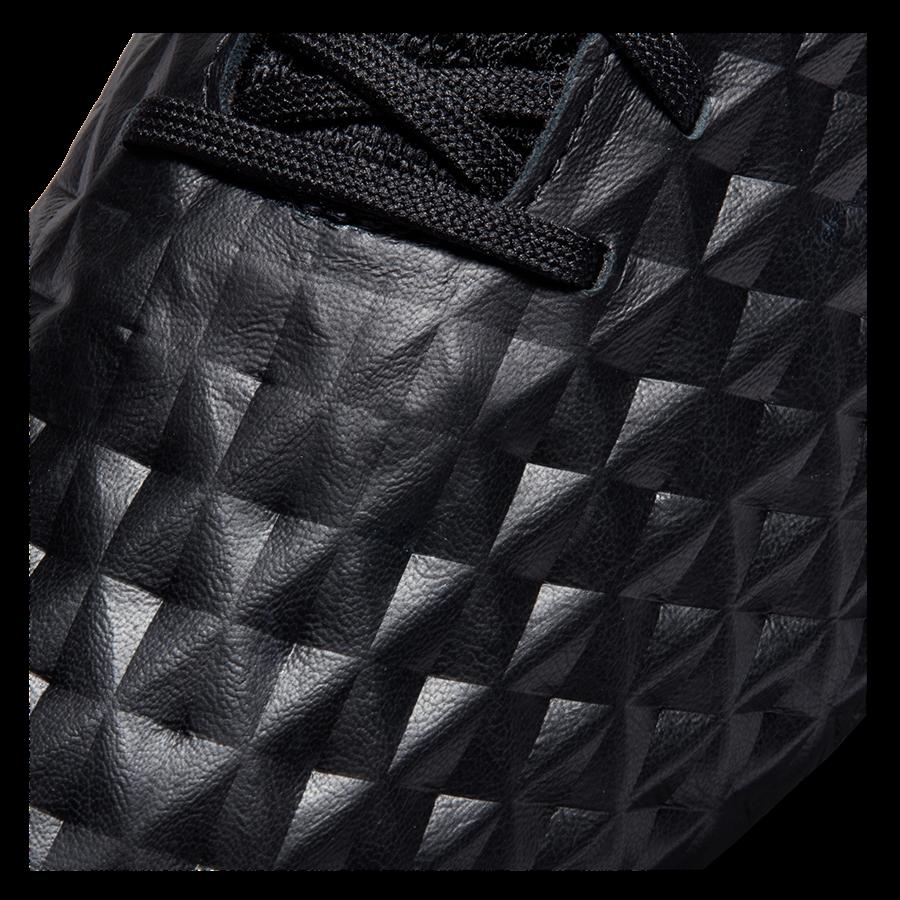 Nike Fußballschuh Tiempo Legend VIII Elite FG schwarz/rot Bild 7